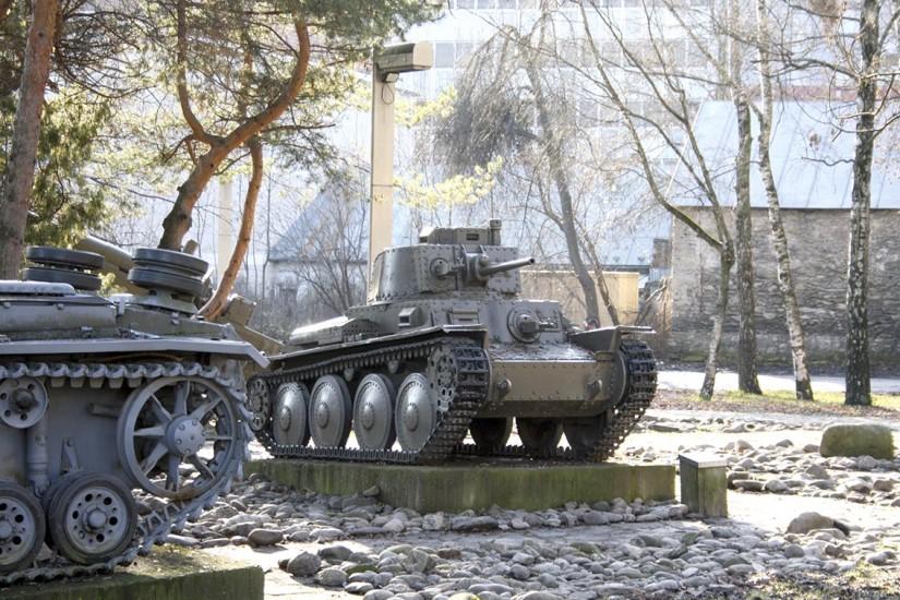 Česko-slovenský ľahký tank vzor 38